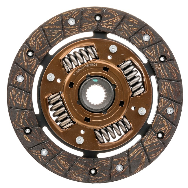 OEM Clutch Disc RIDEX 262C0042
