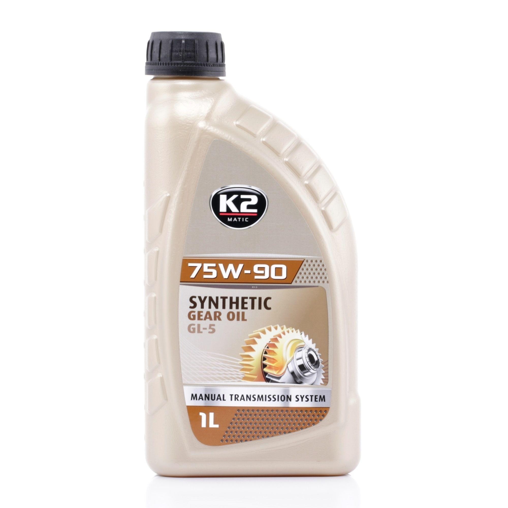 Getriebeöl K2 O5561S Bewertung