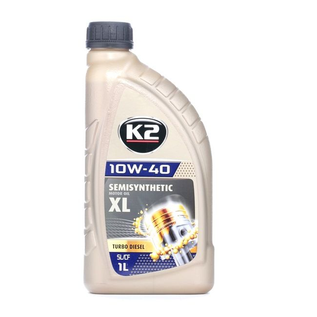 Motoröl ISUZU D-Max I Pritsche / Fahrgestell (TFR, TFS) 10W-40, Inhalt: 1l, Teilsynthetiköl