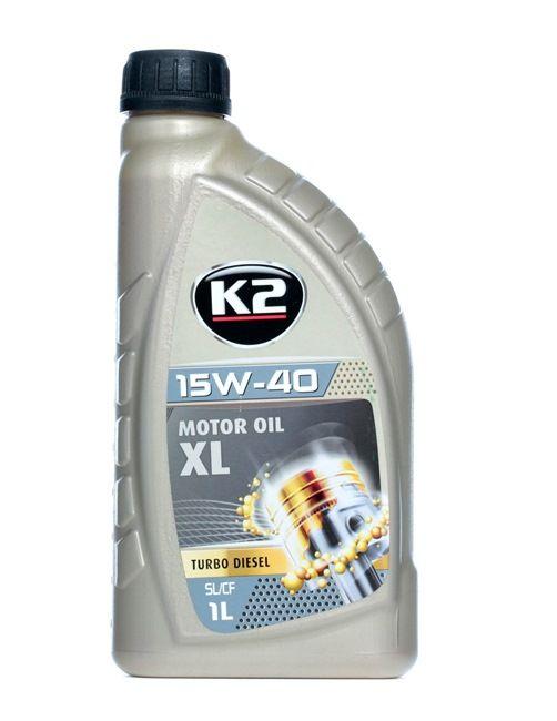 Aceite de motor UMM 15W-40, Capacidad: 1L, Aceite mineral