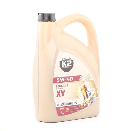 Olio auto 5W-40, Contenuto: 5l, Olio sintetico 100% EAN: 5906534043528