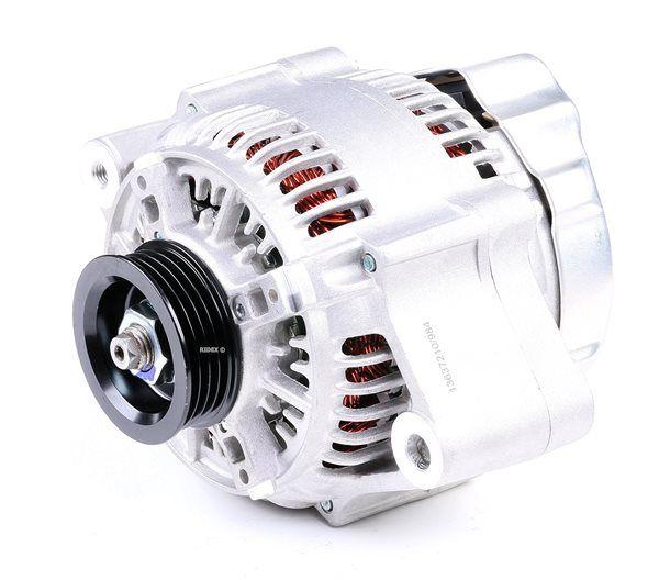 RIDEX Generador SUZUKI Corr. carga alternador: 75A, Tensión: 12V