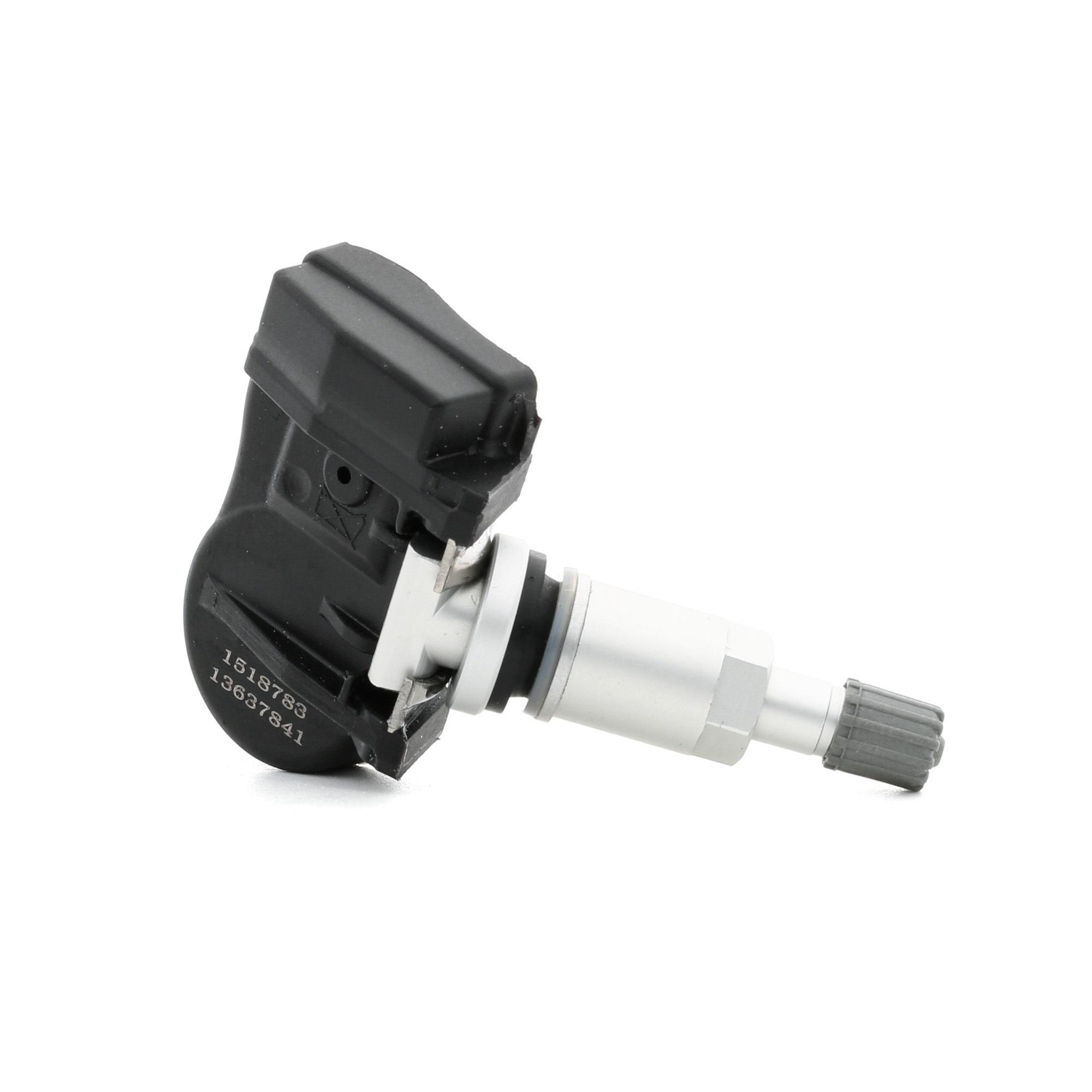 Sensore ruota, Press. gonf. pneumatici-Sistema controllo RIDEX 2232W0021 valutazione