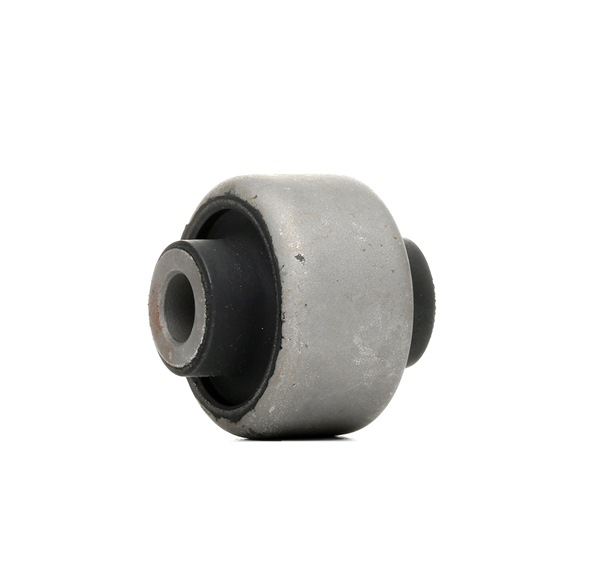 Trailing arm bushing RIDEX 13639945 Front, Front Axle, inner, Left and right