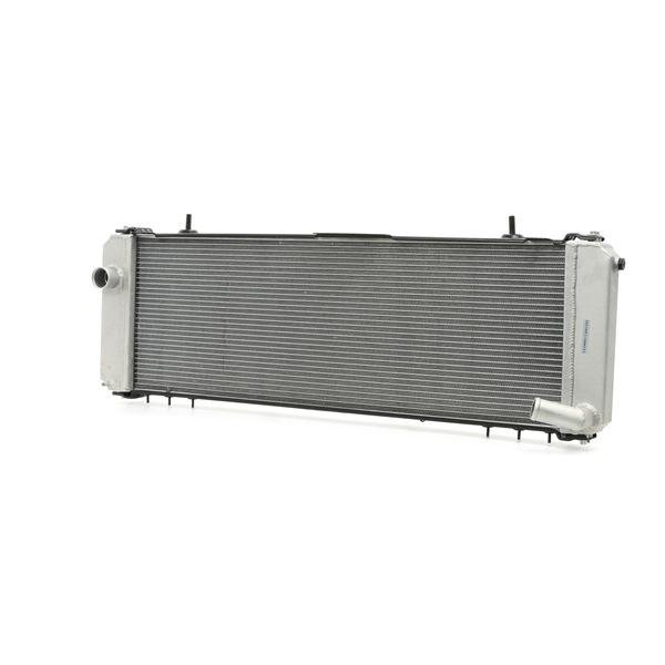 RIDEX 470R0395 Radiatore raffreddamento motore