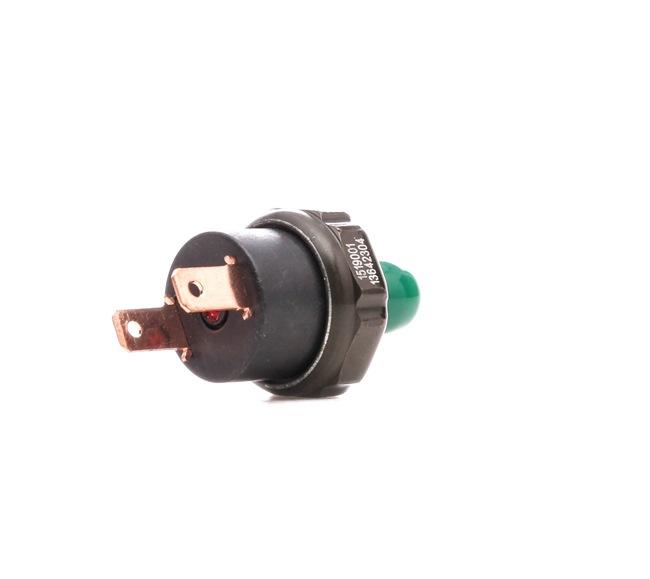 OEM Pressure Switch, air conditioning RIDEX 1360P0009