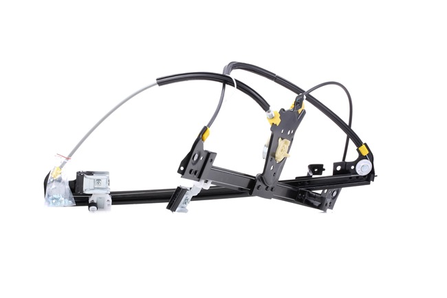 RIDEX Window mechanism PEUGEOT Front, Right, Operating Mode: Electric, without electric motor