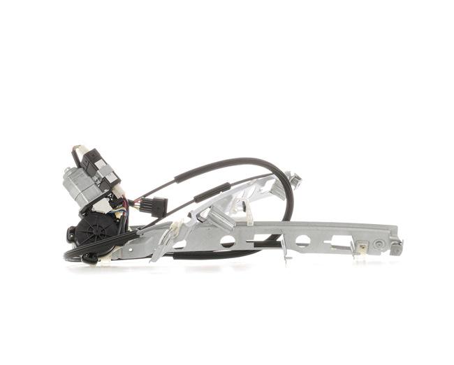 Mecanismo de elevalunas RIDEX 13643839 derecha, Tipo de servicio: eléctrico, con electromotor, con electrónica