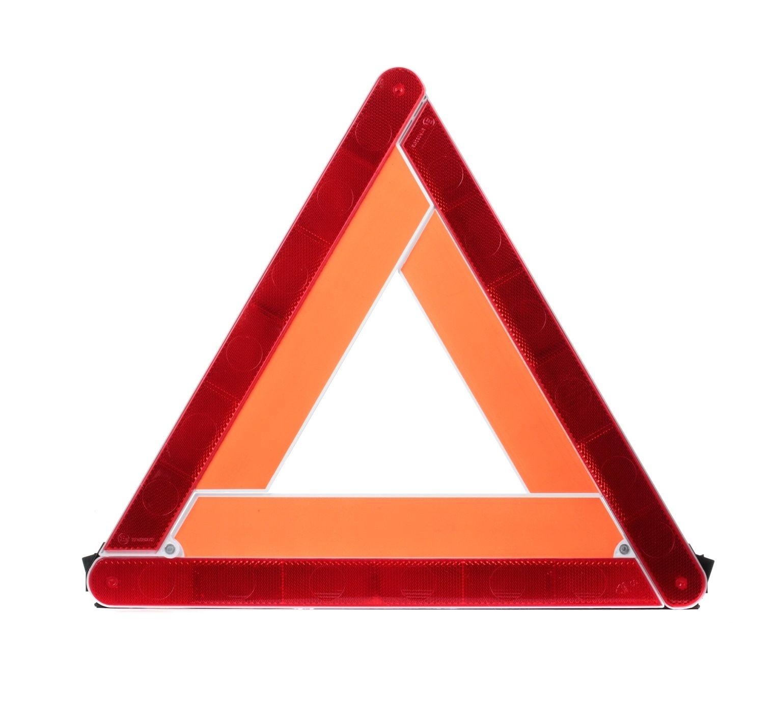 Trángulo de advertencia APA 31050 evaluación