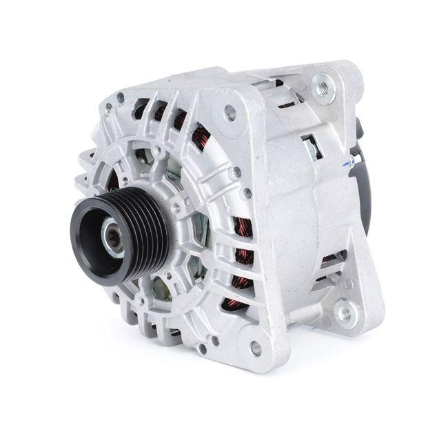 RIDEX Generator-Ladestrom: 125A, Spannung: 14V 4G0259