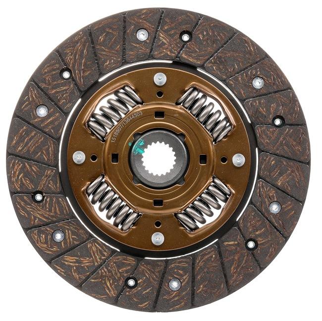 OEM Clutch Disc RIDEX 262C0054