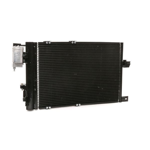 Kondensator, Klimaanlage Kältemittel: R 134a mit OEM-Nummer 91 18 897