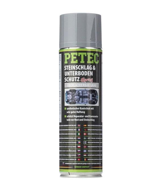 Steinschlagschutz PETEC 73350 für Auto (Sprühdose, Inhalt: 500ml, grau)