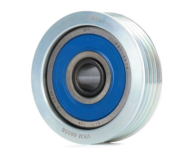 Polea tensora correa alternador SKF 1364657 Ø: 58mm