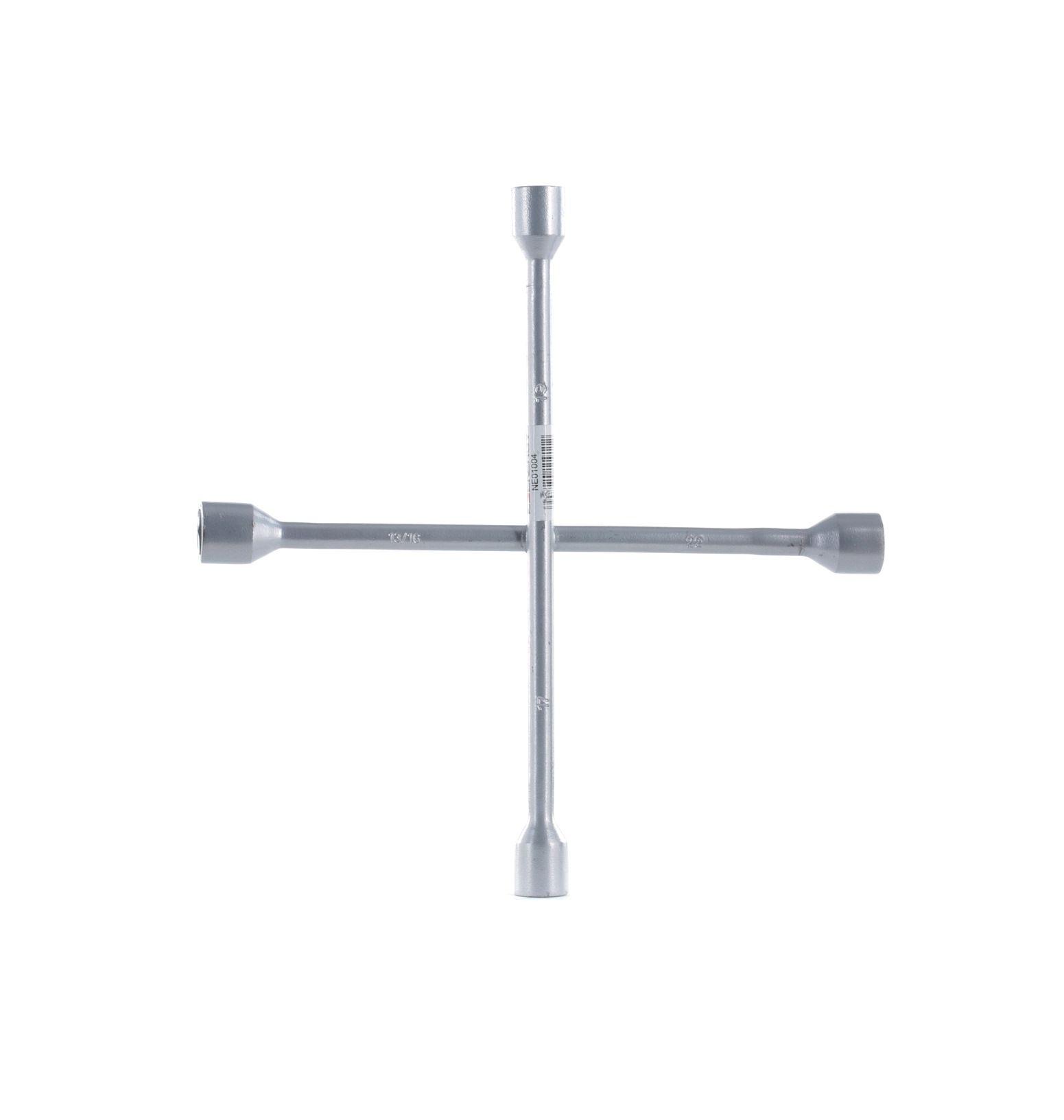 Four-way lug wrench ENERGY NE01004 rating
