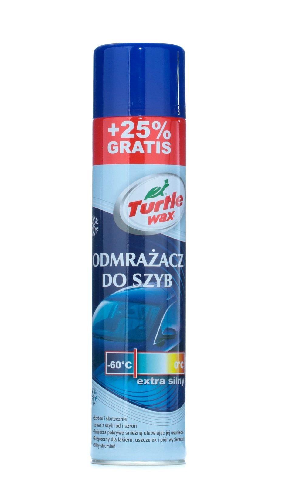 Enteiser-Spray TURTLEWAX 25-023 Bewertung