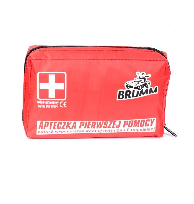 Car first aid kit for cars from BRUMM - cheap price