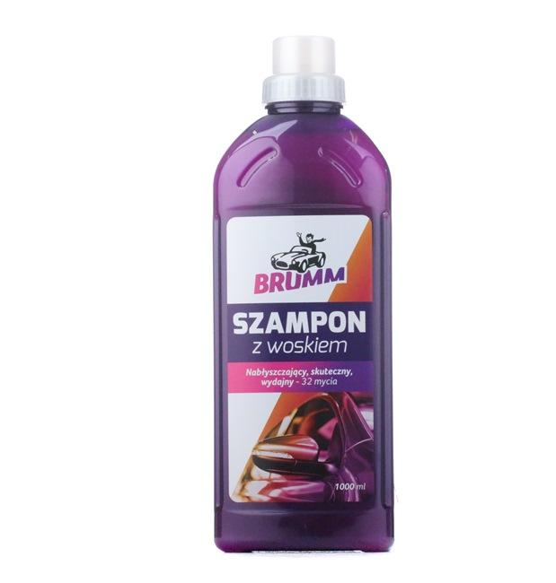 Wasch-Reiniger und Außenpflege BRUMM BRSW1 für Auto (Flasche, Inhalt: 1l)