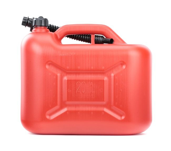 Jerrycan for cars from CARCOMMERCE - cheap price