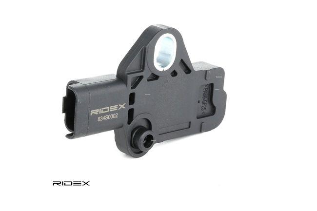 OEM Sensor, crankshaft pulse RIDEX 833C0207