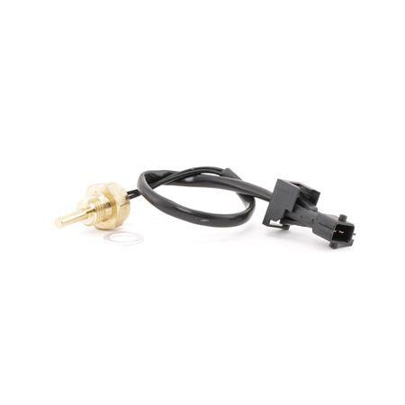 Sensore temperatura refrigerante RIDEX 13656538 con cavo, con guarnizione