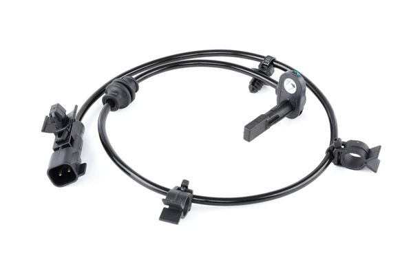 ABS sensor RIDEX 13657889 Rear Axle left and right