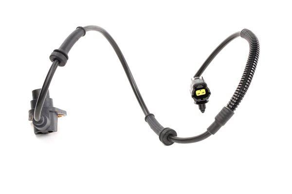 Sensor, Raddrehzahl Pol-Anzahl: 2-polig mit OEM-Nummer 96316715