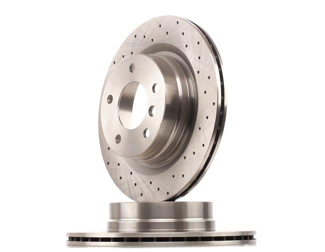 Brake Disc 82B1731 3 Saloon (E90) 318i 2.0 MY 2011