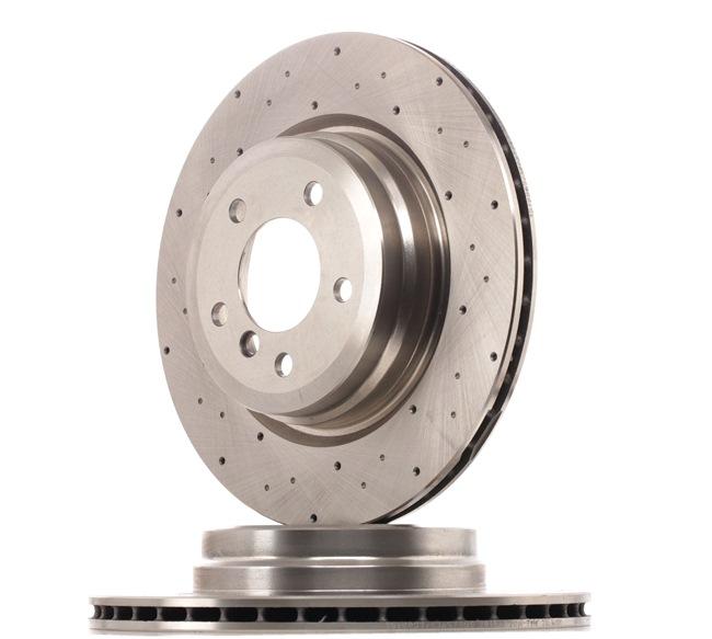 Brake Disc 82B1732 3 Saloon (E90) 325i 3.0 MY 2011