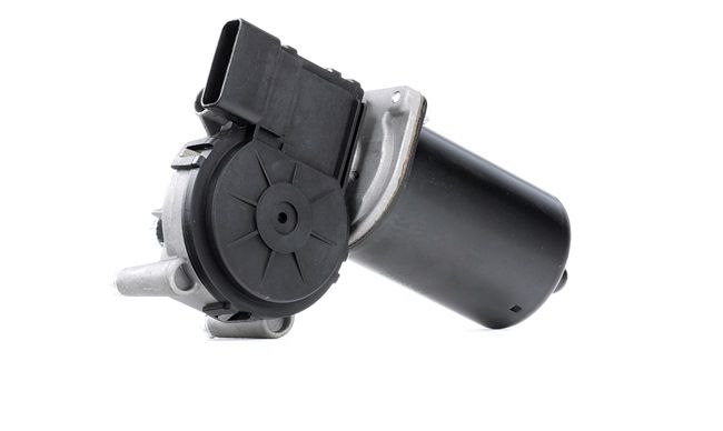 Windshield wiper motor STARK 13658032 Front, for left-hand drive vehicles
