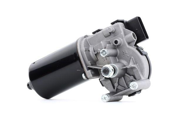 Motor del limpiaparabrisas RIDEX 13658033 delante, para vehíc. con volante a la izquierda