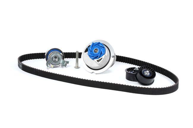 Timing belt kit and water pump SKF VKPC85624 Teeth Quant.: 162