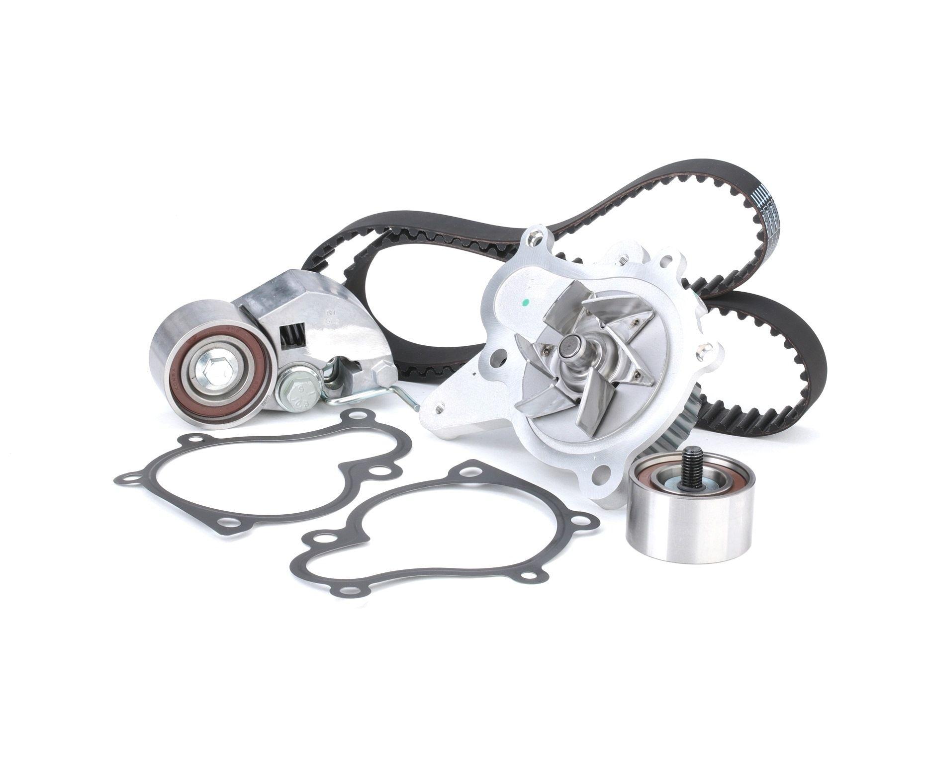 Water Pump + Timing Belt Kit SKF VKMA95660 rating