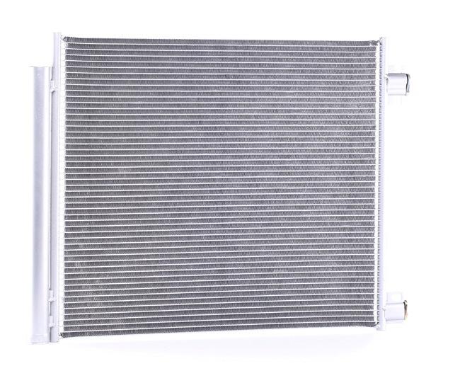 OEM Condenser, air conditioning RIDEX 448C0243