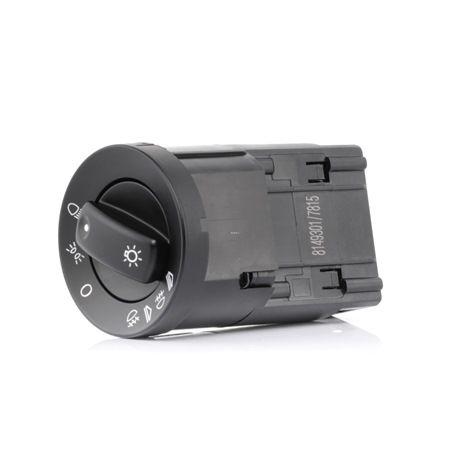 OEM Switch, headlight RIDEX 809S0002