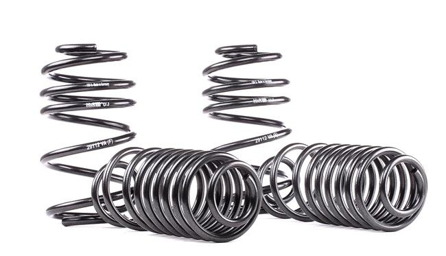 H&R Kit de suspensão molas CITROËN Eixo dianteiro, Eixo traseiro