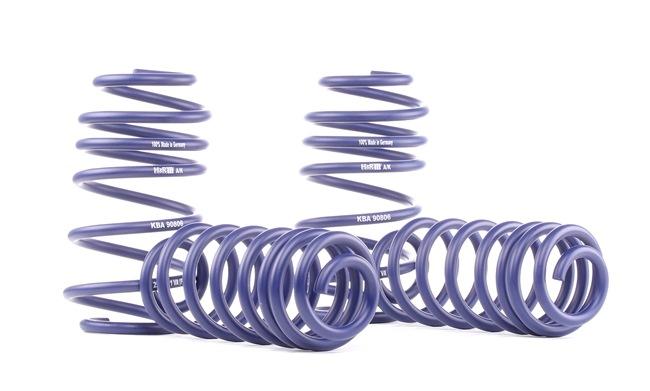 Suspension Kit, coil springs 29261-1 OEM part number 292611