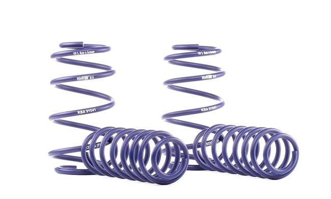 H&R 293331 Kit de suspensão molas