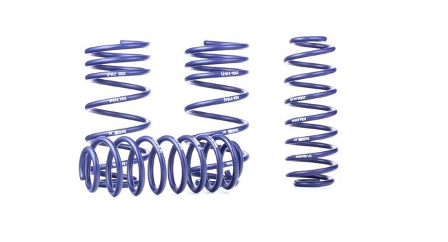 H&R Kit de suspensão molas SEAT Eixo dianteiro, Eixo traseiro