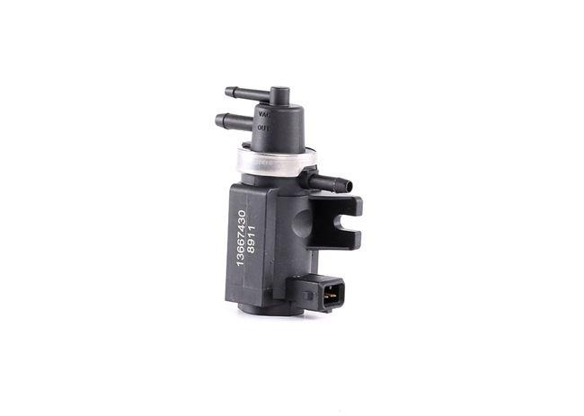 OEM Pressure Converter, exhaust control RIDEX 1134P0007