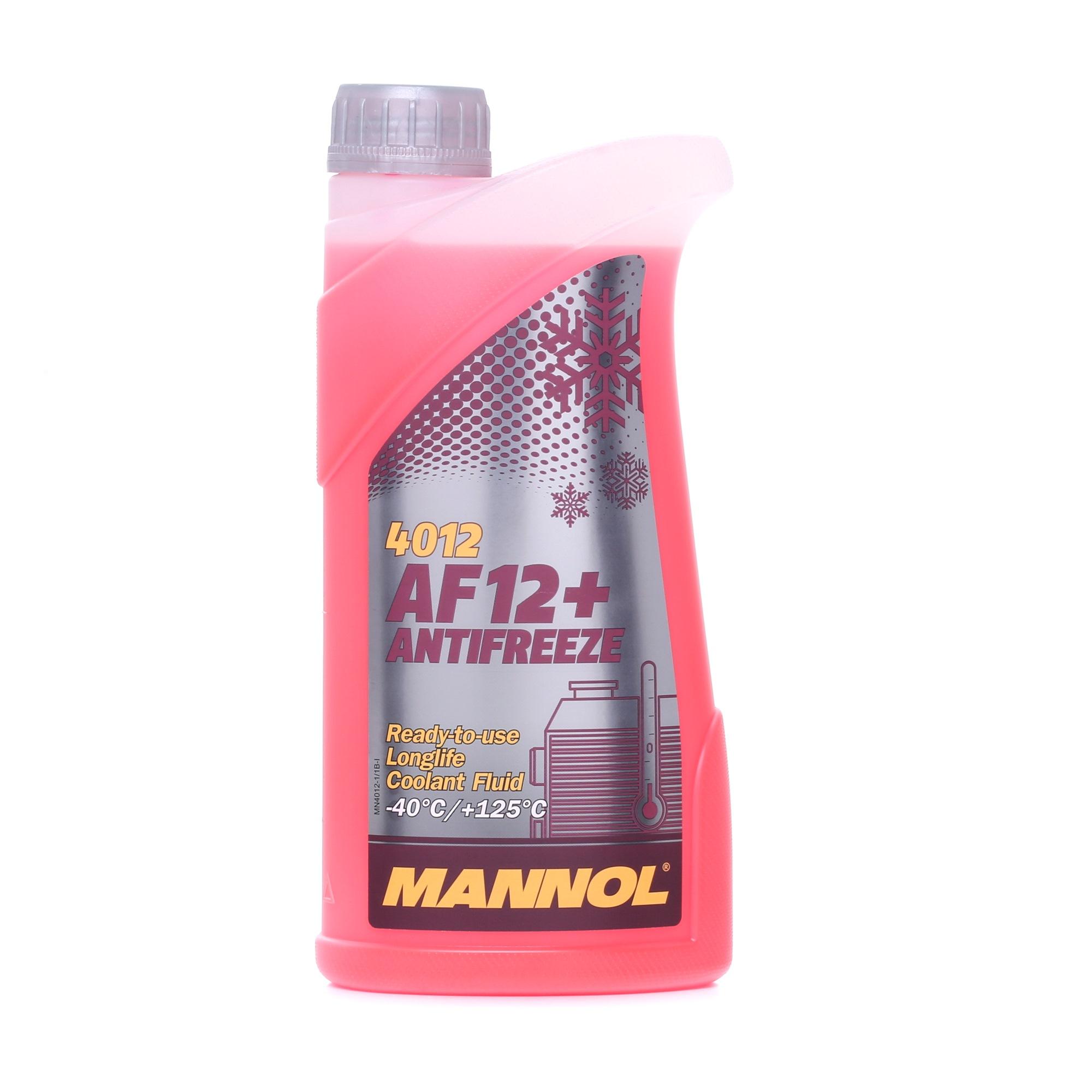 Glycol antifreeze MANNOL MN4012-1 rating