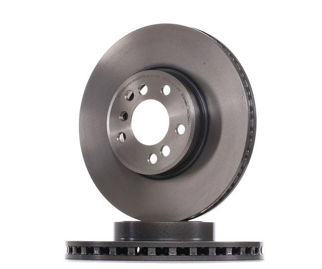 BREMBO 09C89611 Disc brake set