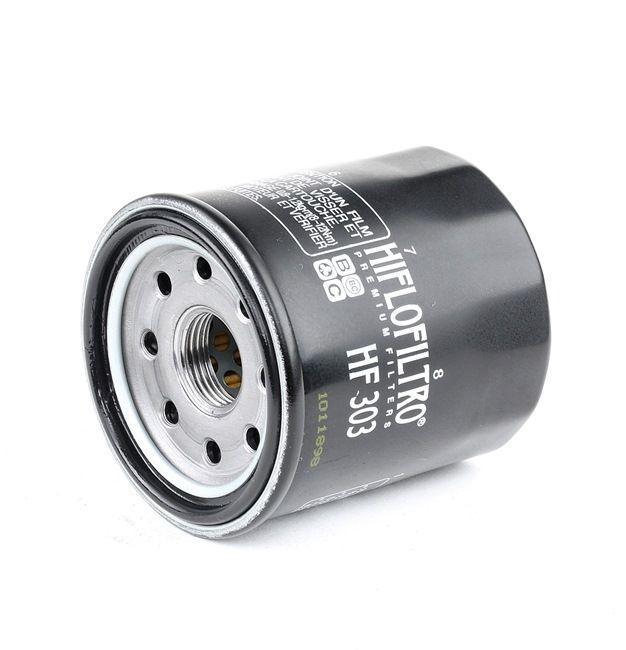 Ölfilter Höhe: 73mm mit OEM-Nummer 15208 MM9 P03