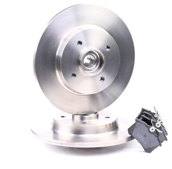 Bremsensatz, Scheibenbremse Bremsscheibendicke: 12mm mit OEM-Nummer 1029782
