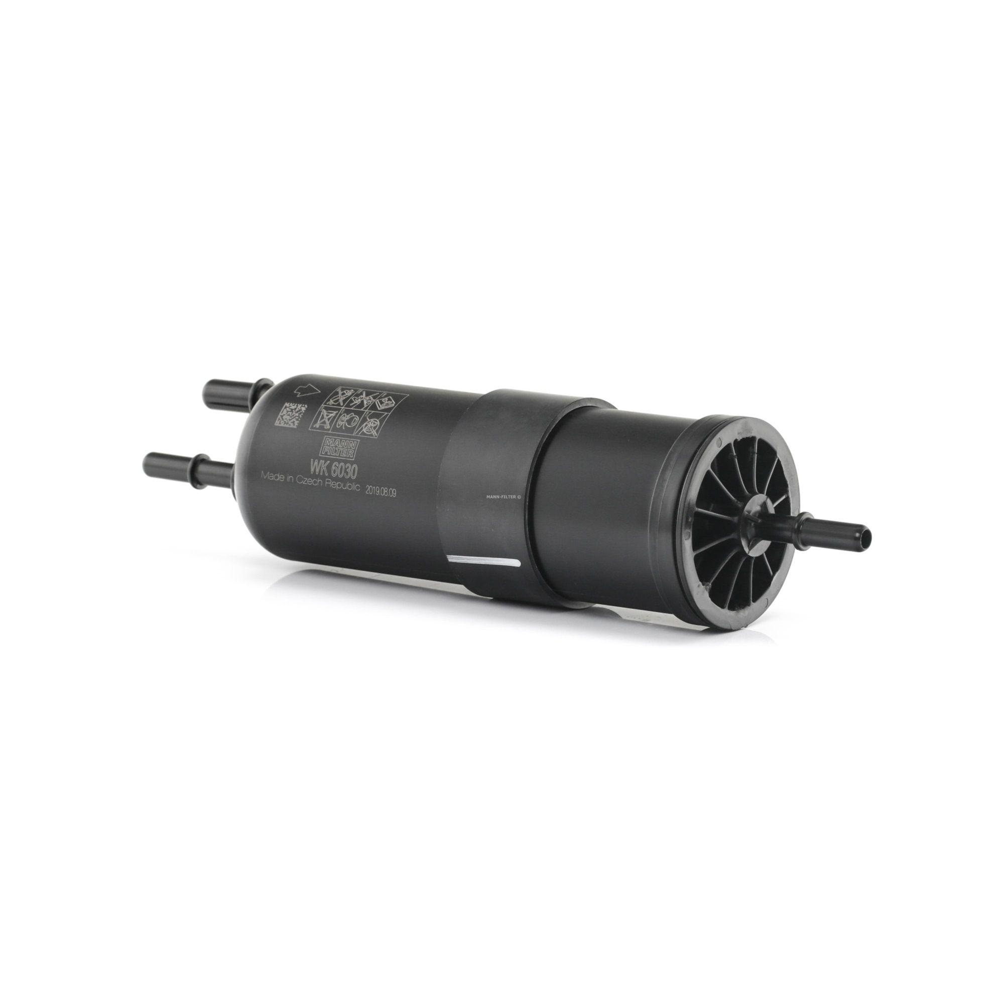 Fuel filter MANN-FILTER WK 6030 rating