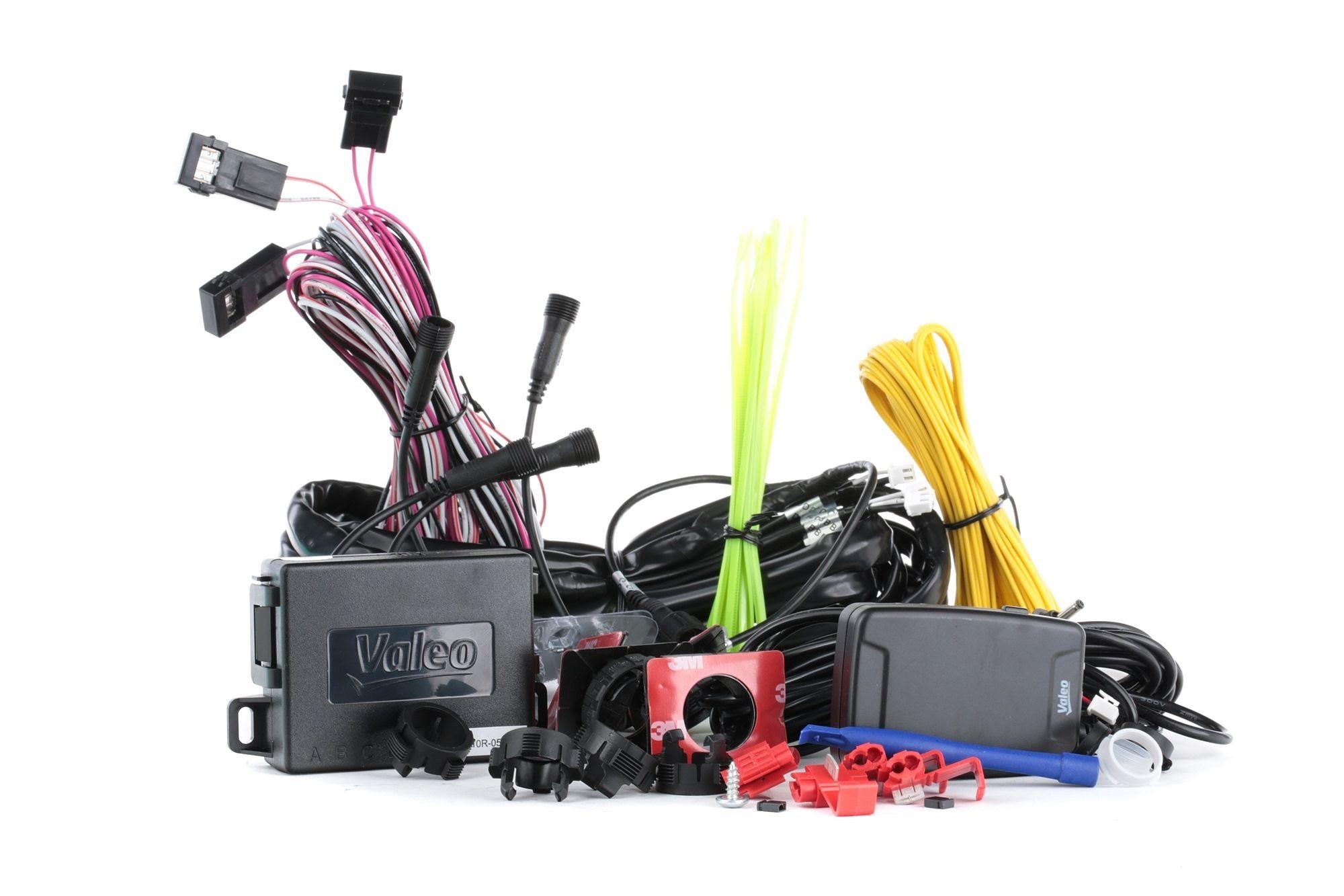 Parking sensors kit VALEO 632203 rating