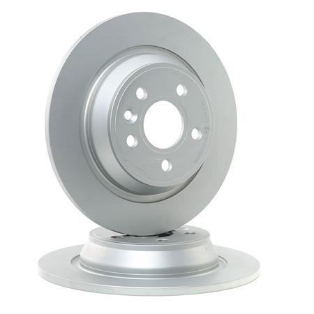 OEM VALEO 672513 HONDA ACCORD Комплект спирачни дискове