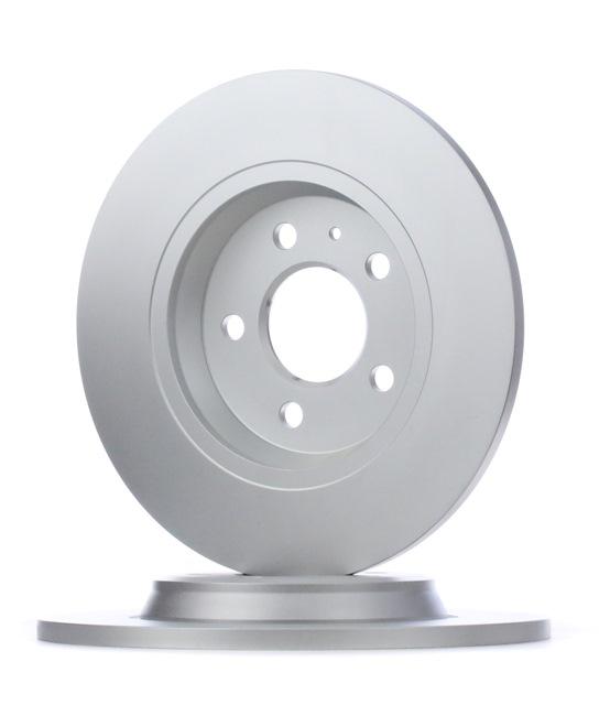 OEM VALEO 672543 HONDA ACCORD Спирачни дискове