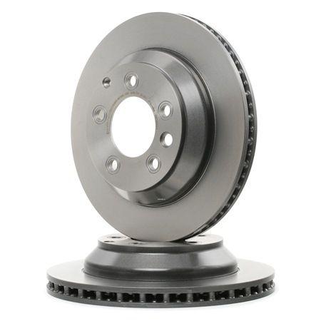 Brake system Touareg (7P5, 7P6): 09C88411 BREMBO