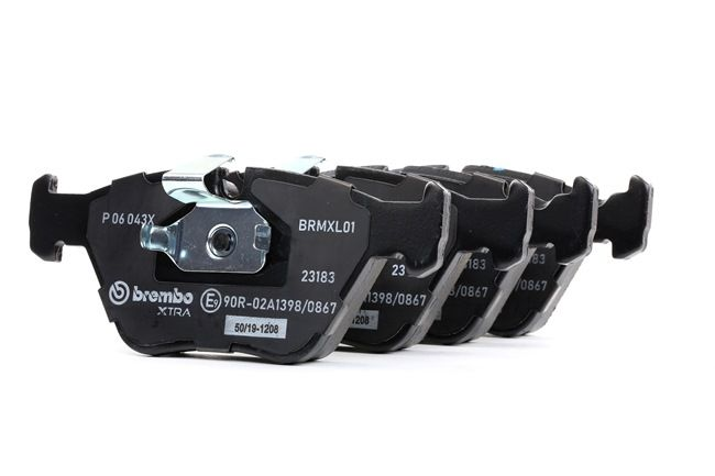 OEM Brake Pad Set, disc brake BREMBO D9467592 for MG